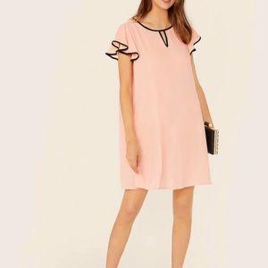 🌈3/$20 Sheer Tunic Dress Chic & Trendy